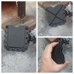 Kydex Flat Face Pocket Wallet