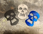 Skull Crusher Stainless Steel Bottle Opener