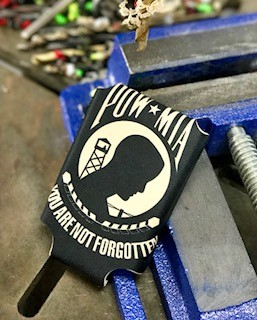 Kydex Holdster Wallet POW MIA