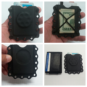 Kydex Six Shooter Pocket Wallet